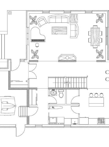 Plan maison Valognes